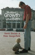 Cover for Human Growth after Birth