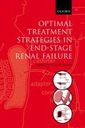 Cover for Optimal Treatment Strategies for End Stage Renal Failure