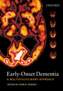 Cover for Early-Onset Dementia