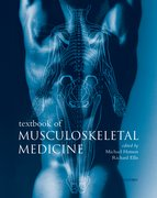 Cover for Textbook of Musculoskeletal Medicine