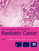 Cover for Molecular Biology and Pathology of Paediatric Cancer