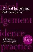 Cover for Clinical Judgement