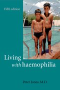 Cover for Living with Haemophilia