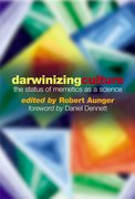 Cover for Darwinizing Culture