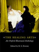 Cover for The Healing Arts