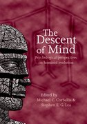 Cover for The Descent of Mind