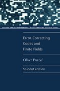 Cover for Error-Correcting Codes and Finite Fields