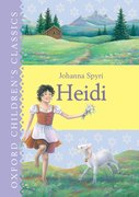 Cover for Heidi
