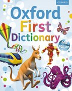 Oxford First Illustrated Dictionary cover