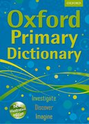 Primary dictionary cover