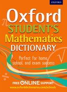 Student's Mathematics dictionary cover
