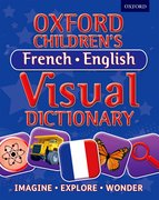 French Visual Dictionary cover