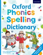 Oxford Phonics Spelling Dictionary cover
