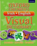 Irish Visual Dictionary cover