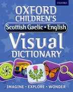 Scottish Gaelic Visual Dictionary cover