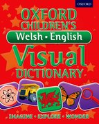 Welsh visual dictionary cover