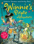 Winnie's Pirate Adventure Paperback & CD
