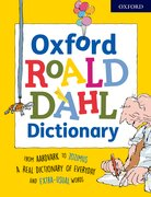 Cover for Oxford Roald Dahl Dictionary