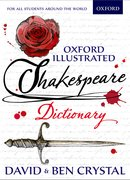 Cover for Oxford Illustrated Shakespeare Dictionary