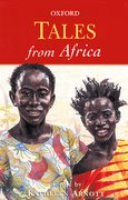 Cover for Tales from Africa
