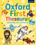 First thesaurus cover