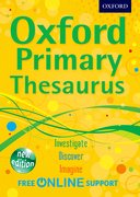 Primary thesaurus cover
