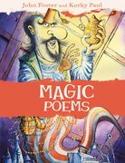 Cover for Magic Poems