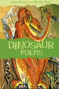Cover for Dinosaur Poems