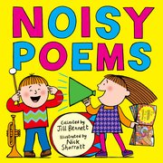 Cover for Noisy Poems