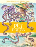 Cover for Pet Poems