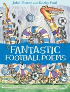Cover for Fantastic Football Poems