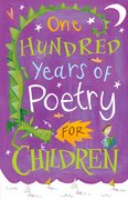 Cover for One Hundred Years of Poetry