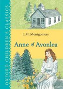 Cover for Anne of Avonlea