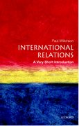 Cover for International Relations: A Very Short Introduction