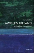 Cover for Modern Ireland: A Very Short Introduction