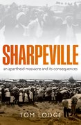 Cover for Sharpeville