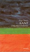 Cover for Kant: A Very Short Introduction