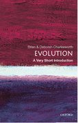 Cover for Evolution: A Very Short Introduction