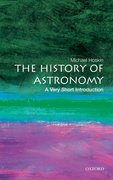 Cover for The History of Astronomy: A Very Short Introduction