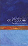 Cover for Cryptography: A Very Short Introduction