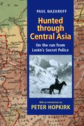 Cover for Hunted through Central Asia