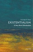 Cover for Existentialism: A Very Short Introduction