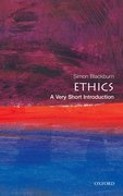 Cover for Ethics: A Very Short Introduction