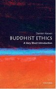 Cover for Buddhist Ethics: A Very Short Introduction