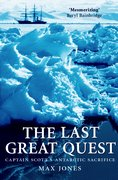 Cover for The Last Great Quest