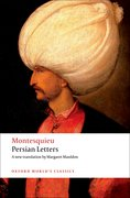 Cover for Persian Letters