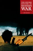 Cover for The Oxford History of Modern War