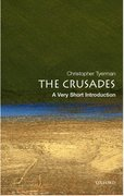 Cover for The Crusades: A Very Short Introduction
