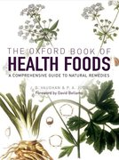 Cover for The Oxford Book of Health Foods