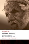 Cover for Oedipus the King and Other Tragedies